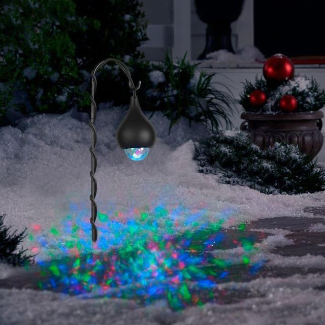 Outdoor Christmas Pathway Lights