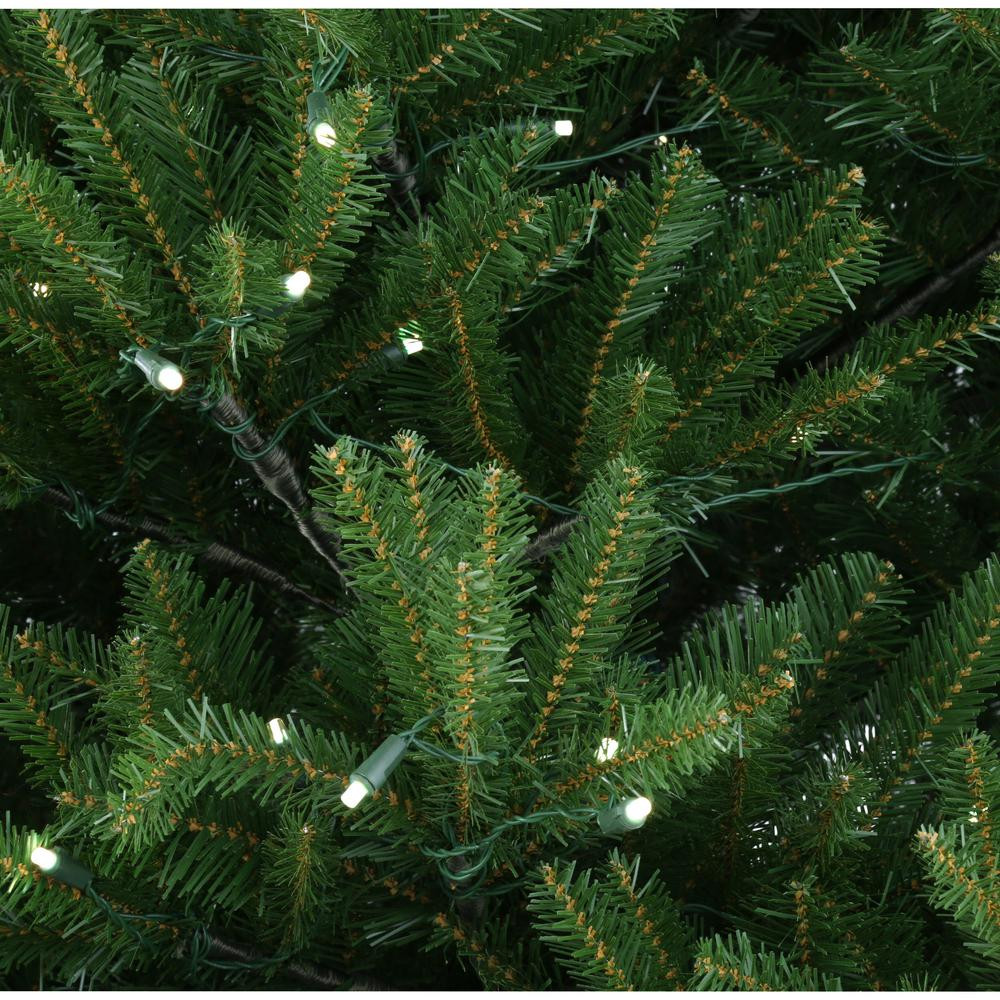Tis Your Season | 7.5 ft. Pre-Lit LED California Cedar Artificial ...