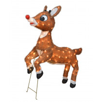 36-Inch Animated Rudolph the Red-Nosed Reindeer