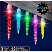 Gemmy LightShow Starry Night Starter Kit 136-Light LED Multi Color Lights
