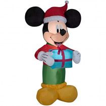 9 ft. Mickey Mouse with Gift Airblown Inflatable