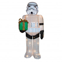 36 in. Star Wars Storm Trooper w Gift Box
