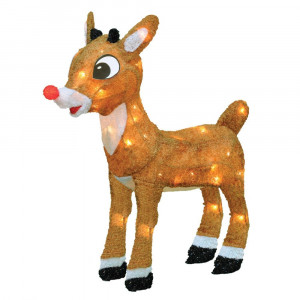 "24"" Rudolph the Red Nosed Reindeer"